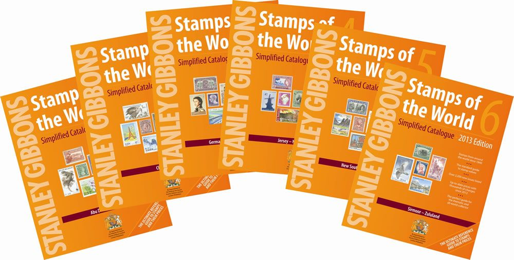 Stanley Gibbons « A to Z Philately
